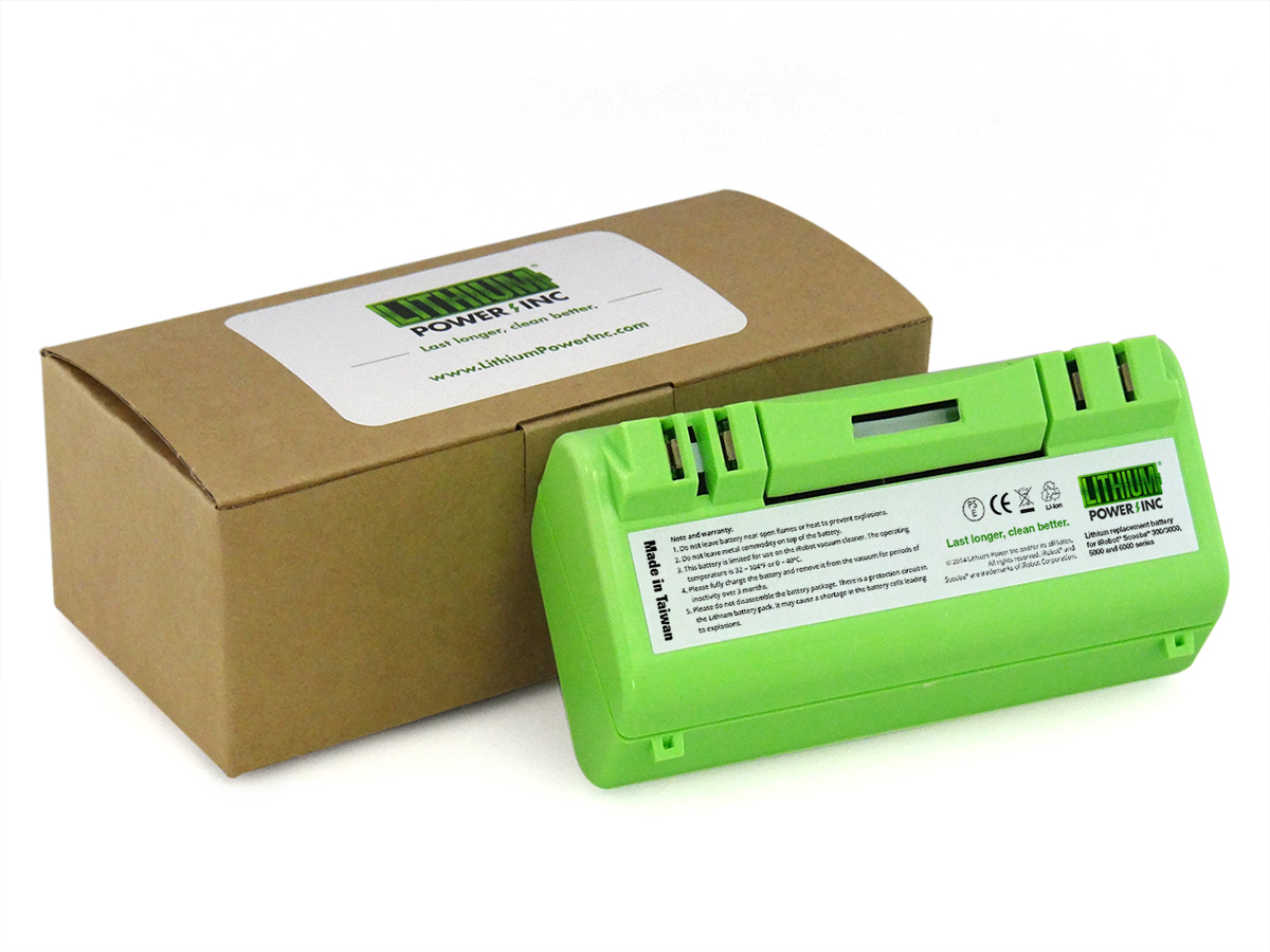 New Lithium Replacement Battery