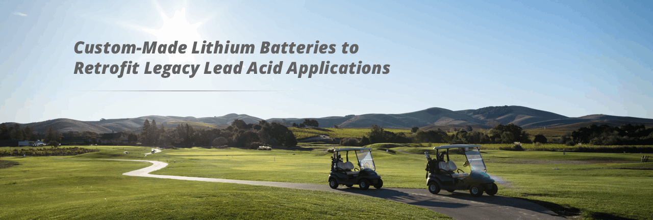 lead acid battery solutions